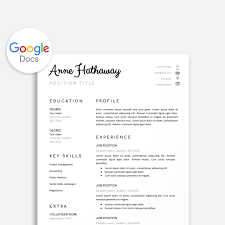 Resume For Web Developer Template Professional Resume Template Download Doc