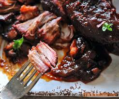 hickory smoked country style pork ribs