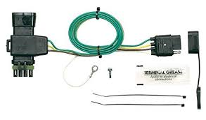 hopkins 42475 plug in simple vehicle wiring kit hopkins trailer wiring harness kit amazon com on hopkins 42475 plug in simple vehicle wiring kit