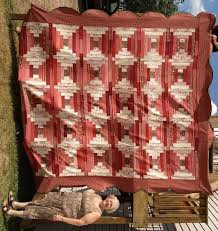 20 best Cotton Theory Quilting images on Pinterest   Theory, Quilt ... & Front side of the Court House Combo quilt. Adamdwight.com