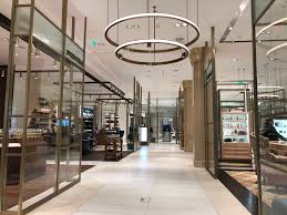 Harrods Design Studio Harrods Beauty Hall Lucent Lighting