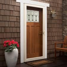 front storm doorsStorm Door Installation  Dr Js Window and Screen Hospital