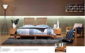 delightful bamboo bed frame