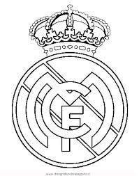 Disegno Realmadrid2 Categoria Sport Da Colorare