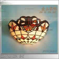 art tiffany wall lamp european lighting living