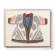 Farrin O Connor Design Studio Infant Ikat Robe I Really Cute For A Childs Room 555
