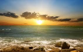 nature sunset wallpaper