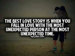 Unexpected Love Quotes Enchanting Quotes About New Unexpected Love 48 Quotes