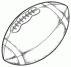 Coloring Pages Football Free Printable Football Coloring Pages For Kids Sports Football