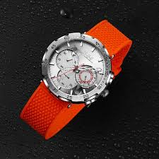 Купить Кварцевые <b>часы Xiaomi</b> C+86 Sport <b>Watch</b> Orange ...