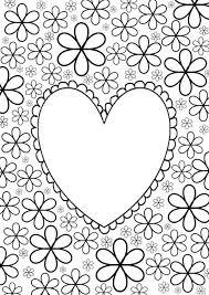 Kleurplaat Valentijn Liefde Archidev Kleurplaten Voor Volwassenen