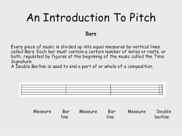 It can be thought of as a container. The Basic Rudiments Of Music An Introduction To Notation