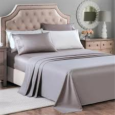 100 egyptian cotton sheets.  Sheets 100 Egyptian Cotton Bedding 1000 TC Australia King Size Gray Color Flat  Fitted Sheets Pillowcases Intended 100 Sheets