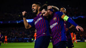 Formazione Barcellona 2019/2020
