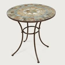 ellister zurich mosaic patio table 70cm reviews
