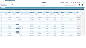 Aged Accounts Receivable Estesys Accounts Receivable Invoicing And Payments
