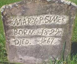 "Mary ""Polly"" Barnett Picklesimer (1822-1867) - Find A Grave Memorial"