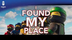 LEGO Ninjago Official Soundtrack   Found My Place Lyric Video