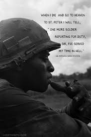 Soldier Quotes Best Soldier Quote Pictures Photos And Images For Facebook Tumblr