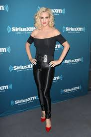 jenny mccarthy 2016 jenny mccarthy in leather pants hosts a costume party