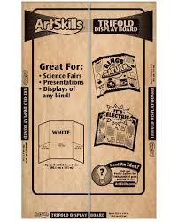 Artskills Large Tri Fold Display Board Walmart Canada
