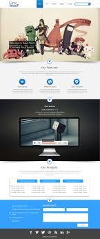 Web Design Long Beach Ca Modern Bold Investment Web Design For Techproof Ltd By Om
