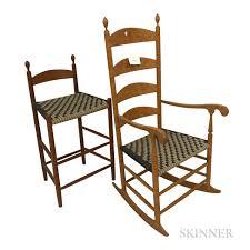 modern shaker furniture. Two Modern Shaker Chairs Furniture