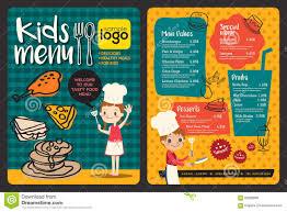 Image Result For Kids Menu Designs Kids Menu Menu Design