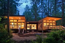 Small Picture Method Homes Completes Traditional Craftsman Style Doe Bay Prefab