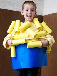 mac n cheese costume