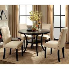 Round High Top Dining Table Dreamrain