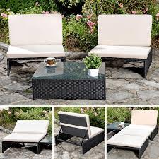 Lounge Sitzgarnitur Gartenset Gartenmöbel G Real