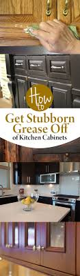 Cabinet Magic Cleaner 25 Best Ideas About Cleaning Kitchen Cabinets On Pinterest