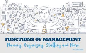 Effective Employee Management Strategy Impressive Functions Of Management Planning Organizing Staffing And More