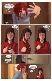 Sunstone 3 part 6 at X Sex Comics