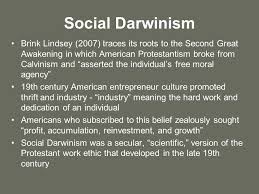 the gilded age urbanization and industrial growth ppt social darwinism