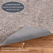carpet and padding s x rug pad round pads for area rugs anti slip non hardwood floors best runners how to stick floor mat stop from slipping what type