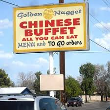 chinese restaurant sign.  Chinese Photo Of Golden Nugget Chinese Buffet  Phoenix AZ United States Sign In To Restaurant I