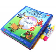 themed boards magic water drawing book