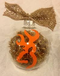 Deer hunting browning buck mount moss camo camouflage hunter hunting Christmas  ornament moss burlap gift on Etsy