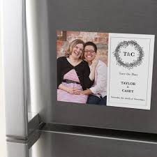 Print Save The Date Cards Save The Date Magnets For Your Wedding Vistaprint