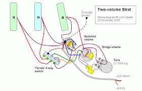 hss strat wiring diagram 1 volume 2 tone hss image strat two volume controls sss hss hhh guitarnutz 2 on hss strat wiring diagram 1
