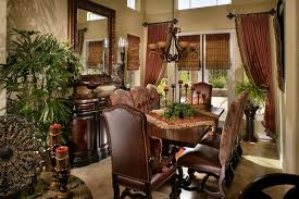 Living Room Old World Decor Ideas
