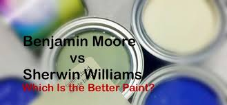 Sherwin Williams Paint Quality Chart Benjamin Moore Vs Sherwin Williams Which Is The Better Paint