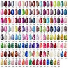 Gellen Pick Any 6 Colors Soak Off Uv Led Gel Nail Polish 300