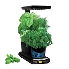 aero garden com. Miracle-Gro AeroGarden Sprout LED With Gourmet Herb Seed Pod Kit Aero Garden Com V