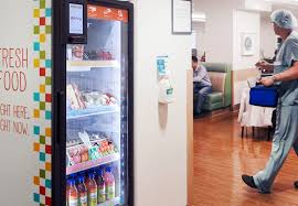 Stanford Vending Machines Classy Pantry Seeks To Change The Vending Machine Game THE BIZNOB