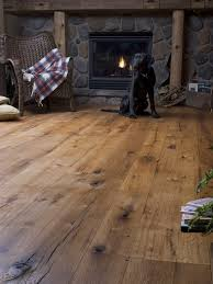 hardwood flooring dealers installers antique oak random width rustic living room