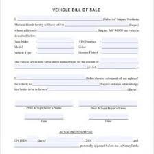 Sample Bill Of Sale For Car Pdf Free Illinois Motor Vehicle Bill Of Sale Form Pdf Template