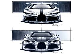 The following is required to obtain the car: Bugatti Breaks Down How The Super Sport 300 Nails Its 490 Km H Top Speed Driving